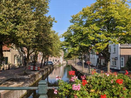 Buitenhaven in Nieuwpoort