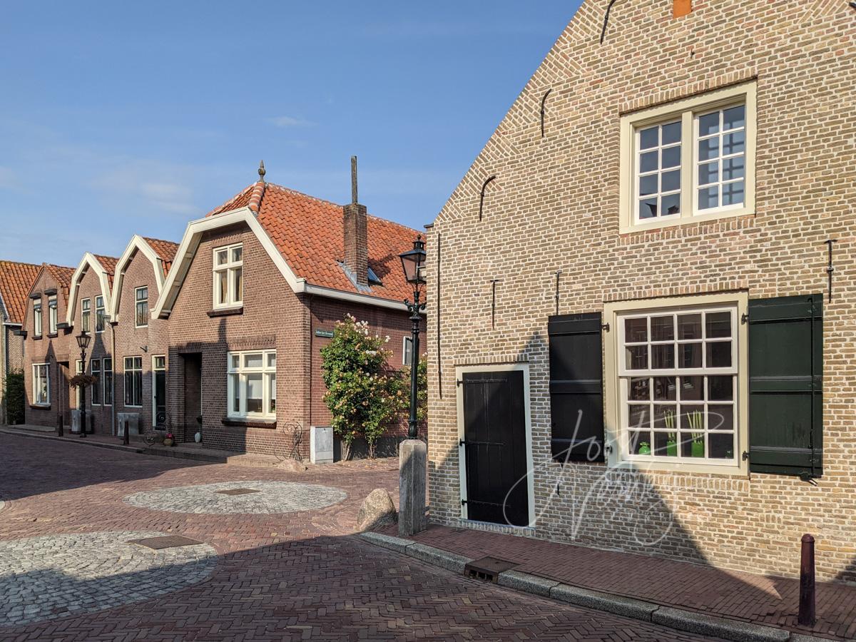 Hoogstraat in Nieuwpoort