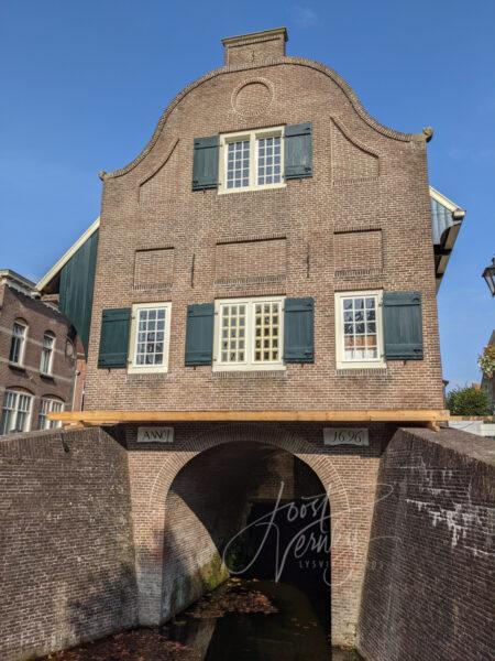 Waaggebouw stadhuis Nieuwpoort