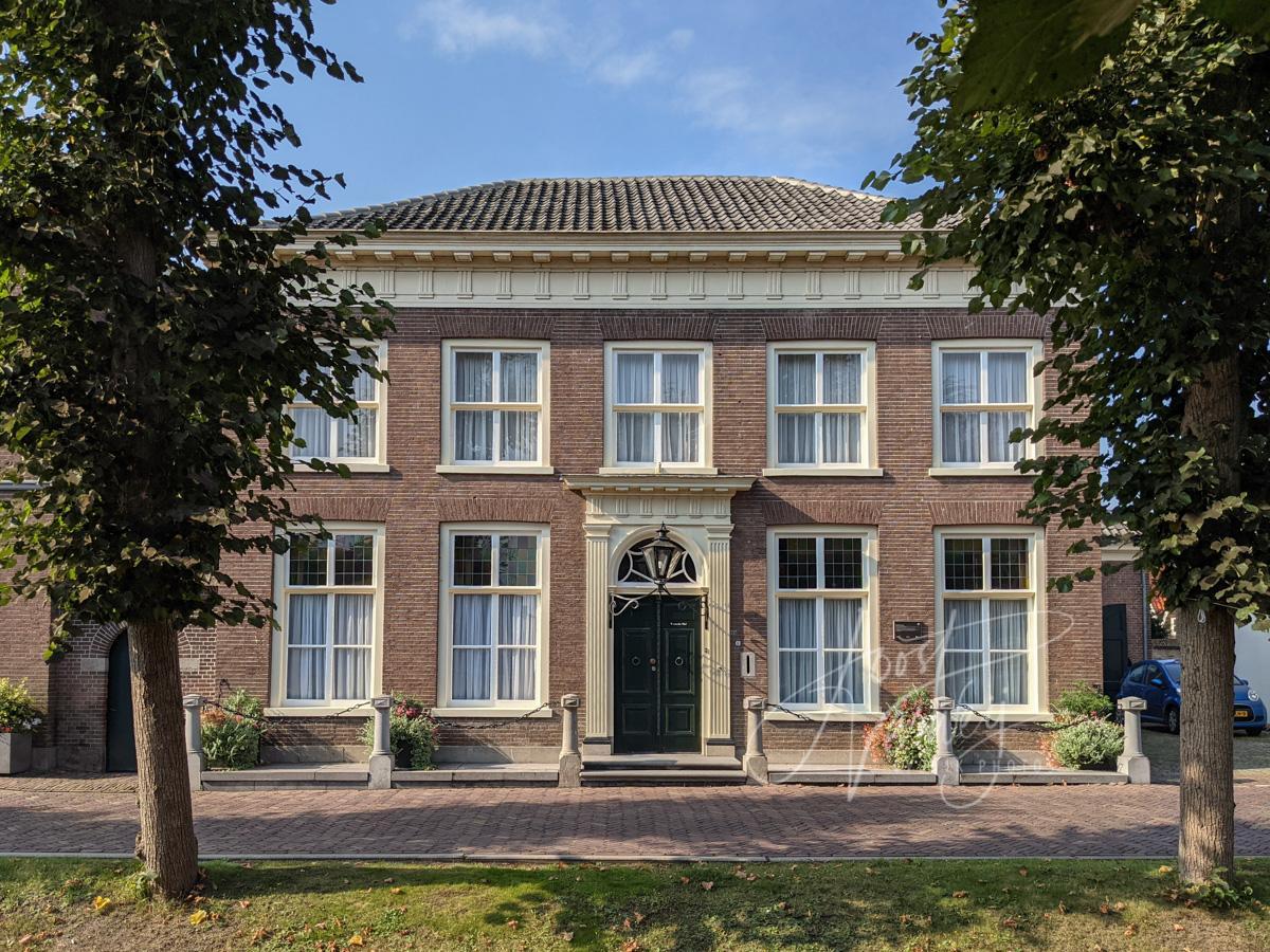 Voormalige Burgemeesterswoning in Nieuwpoort