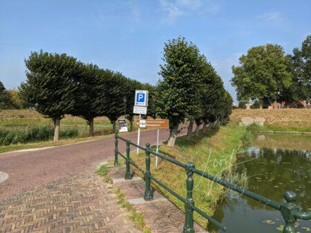 Bruggetje bij Nieuwpoortseweg