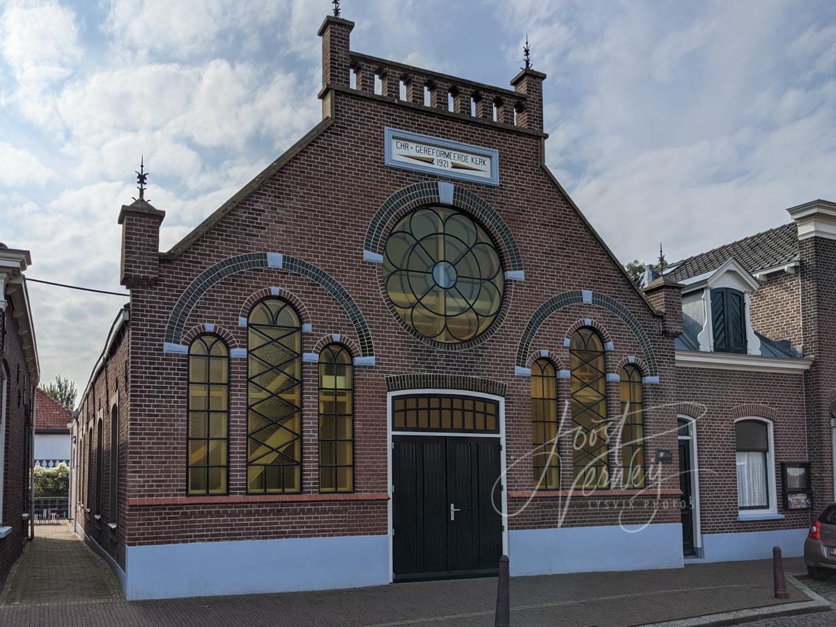 christelijk Gereformeerde Kerk in Nieuwpoort