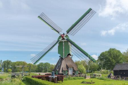Oostmolen in Gorinchem