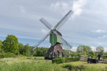 Westmolen in Gorinchem
