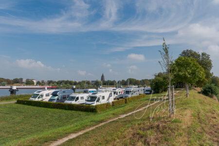 Camperplaats de Punt in Gorinchem